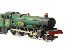 Model toy train A Royalty Free Stock Photo