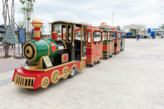 Model trains Royalty Free Stock Photos
