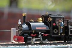 Model trein 2 Royalty-vrije Stock Afbeeldingen