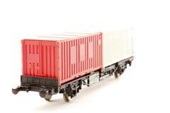 Model trein Stock Foto