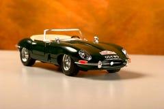 Model uitstekende auto Stock Afbeelding