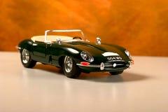 Model uitstekende auto Royalty-vrije Stock Afbeeldingen