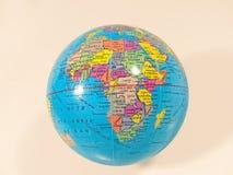Model van aarde Stock Foto's