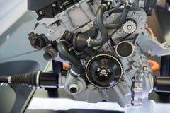 Model van hybride motor Royalty-vrije Stock Fotografie