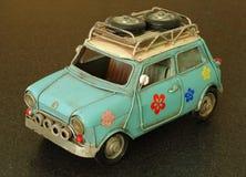 Model van Kleine Auto Stock Afbeeldingen