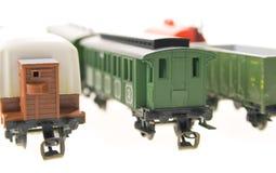 Model van spoorweg Stock Fotografie