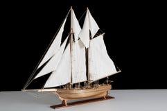 Model of vessel Stock Photos