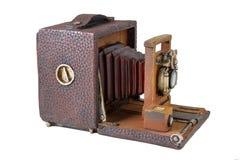 Model  of vintage camera Royalty Free Stock Image