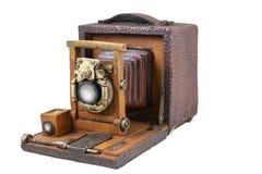 Model  of vintage camera Royalty Free Stock Photos