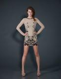Model woman Royalty Free Stock Photo