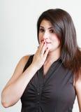 Model woman Stock Photography