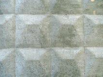 Modelado, muro de cemento Fotos de archivo