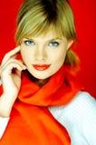 modelady Royaltyfria Bilder