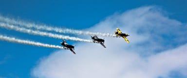 Modelagem Aero Imagens de Stock Royalty Free
