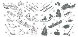 Modelagem dinâmica do caráter Jogo do Doodle imagens de stock