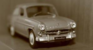 Modelauto Moskvich Stock Afbeeldingen