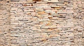 Modele el color de fondo de la pared de piedra real de la grieta Fotografía de archivo
