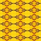 Modelez la texture de l'aile en soie jaune et rouge G de papillon du Sikkim Photos stock