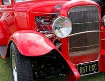 Modelez un vintage fait sur commande de voiture de gué Photos stock