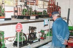 Modellångamaskiner Royaltyfri Bild