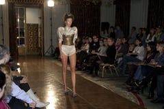 modell Royaltyfria Bilder