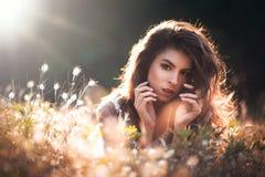 modell Royaltyfri Foto