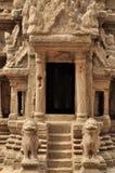 Modell av Angkor Wat på Wat Phra Kaew Royaltyfri Bild