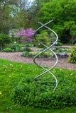 Modell av DNA:t Royaltyfri Fotografi