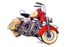 Modell av en moped Arkivbild