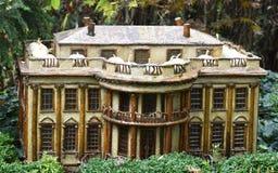 Modell av herrgården Royaltyfri Foto