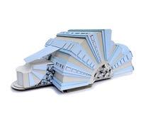 Modell av huset Arkivfoton