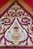 Modell av kyrkan Arkivfoto