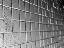 Modell av mosaikväggen eller bakgrund Royaltyfria Foton