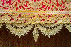 Modell av stearinet Royaltyfri Bild