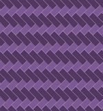 Modell/bakgrund för sömlös vektor geometrisk Arkivfoton