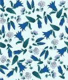 Modell blad, natur, blomma, abstrakt begrepp, illustration, blom-, vitt som ?r s?ml?s, konst, fj?ril, garnering, v?xt, tapet, orn royaltyfri illustrationer