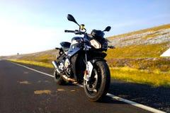 Modell BMWs S1000R 2015 Lizenzfreie Stockfotos