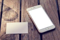 Modell des Telefons 6 Lizenzfreie Stockbilder