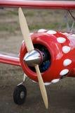 modell för 6 flygplan Arkivfoton