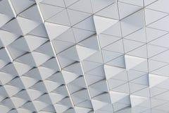 modell för abstrakt begrepp för illustration 3D arkitektonisk Royaltyfri Fotografi