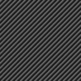 Modell för ark för Tileable diagonal koltextur vektor illustrationer