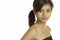 modell för asiat 12 Royaltyfria Bilder