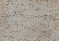 Modell för bakgrund för stil för murbruk för beige sömlös textur för sten för sandfärg venetian Traditionell venetian murbruksten Royaltyfria Bilder