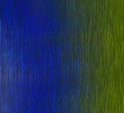modell för blå green royaltyfria bilder