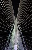 modell för bro ii Fotografering för Bildbyråer