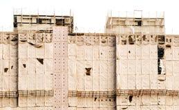 modell för byggnadskonstruktion under Arkivfoton