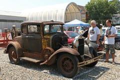 modell för ford 1930 Arkivfoton