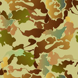 Modell för kamouflage Arkivfoton