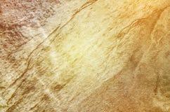 Modell för marmor för abstrakt begrepp för signal för Closeupyttersidakonst av brun bakgrund för textur för marmorstenvägg Arkivbilder