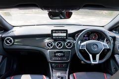 Modell för Mercedes-Benz CLA 45 AMG 4MATIC 2013 Royaltyfri Fotografi